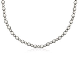 sue designer marquis diamond by and necklace contemporary lane silver handmade products maker modern