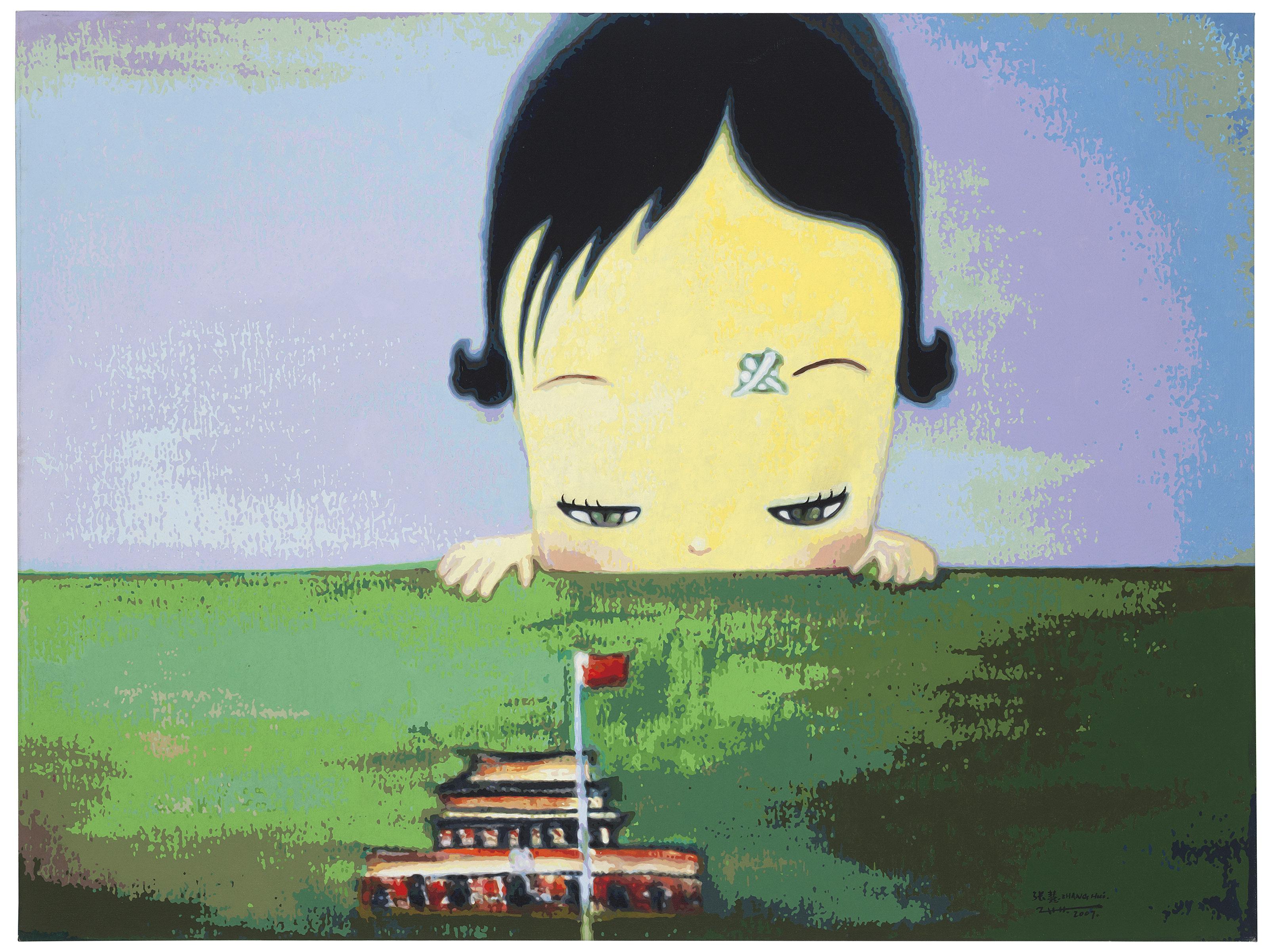 ZHANG HUI (CHINA, B. 1969)