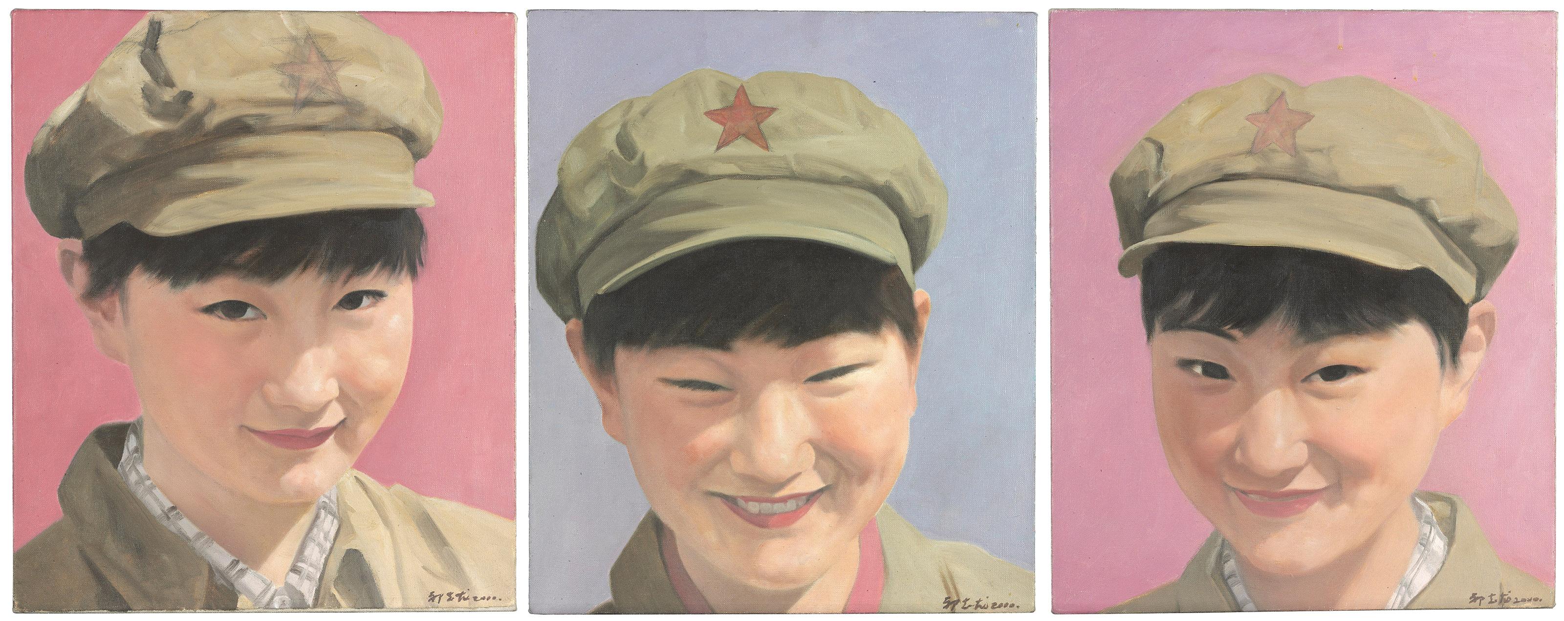 QI ZHILONG (CHINA, B. 1962)