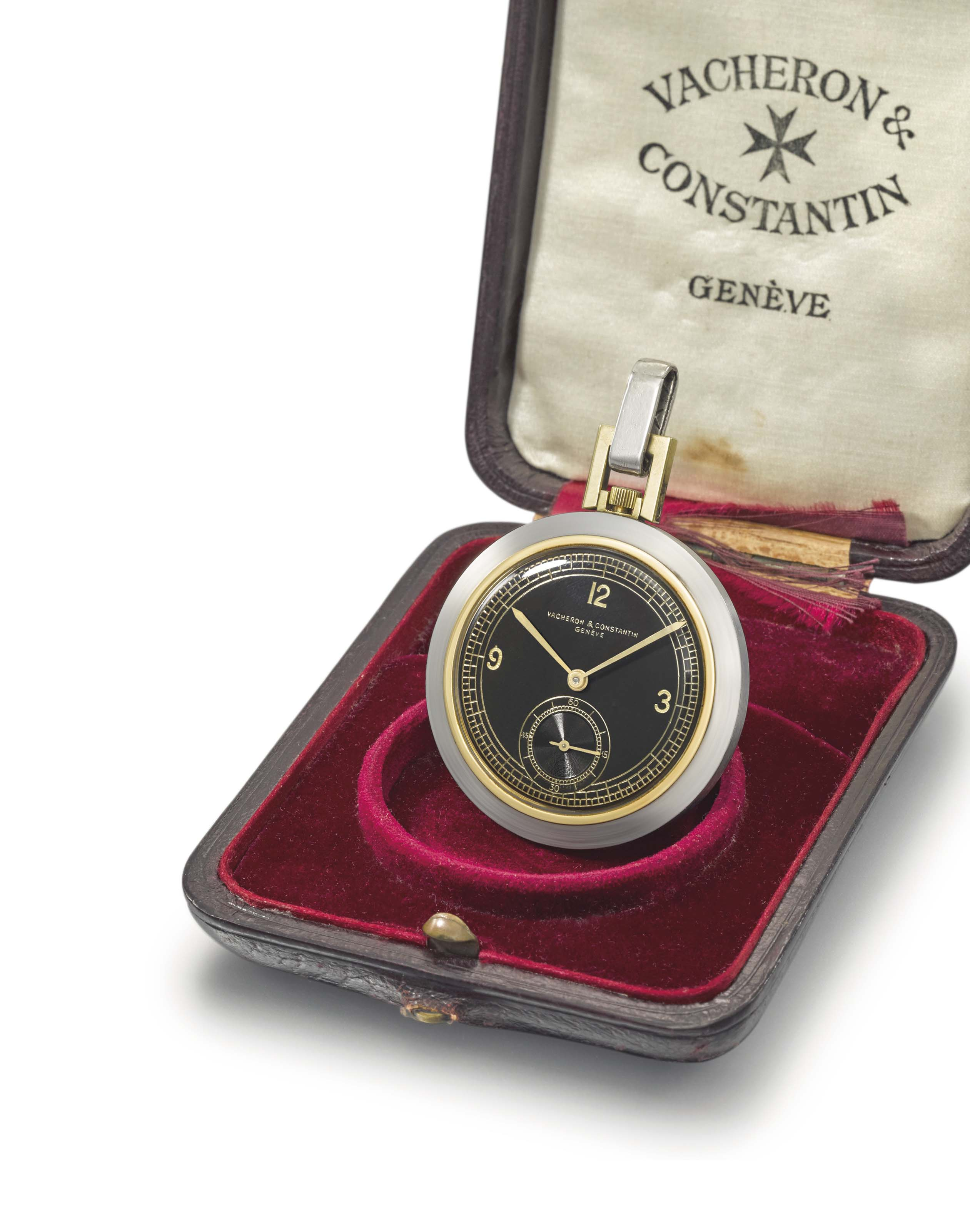 Vacheron Constantin A very fine and extremely attractive 18K...