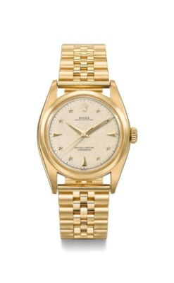 Rolex. A highly attractive and