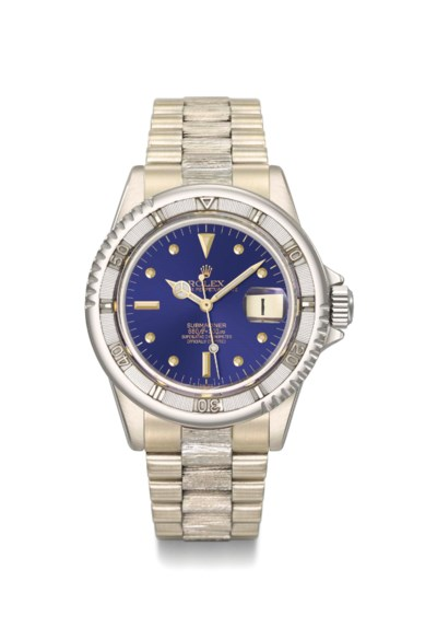 Rolex. A fine and very importa