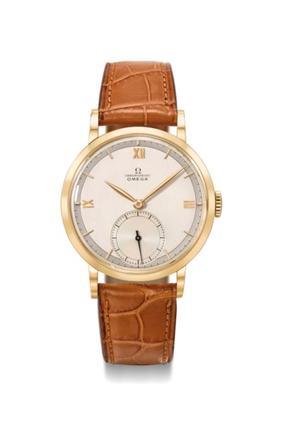 Omega. A fine and very elegant
