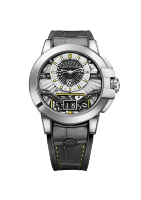HARRY WINSTON OCEAN BIG DATE O