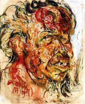 AFFANDI (INDONESIA, 1907-1990)