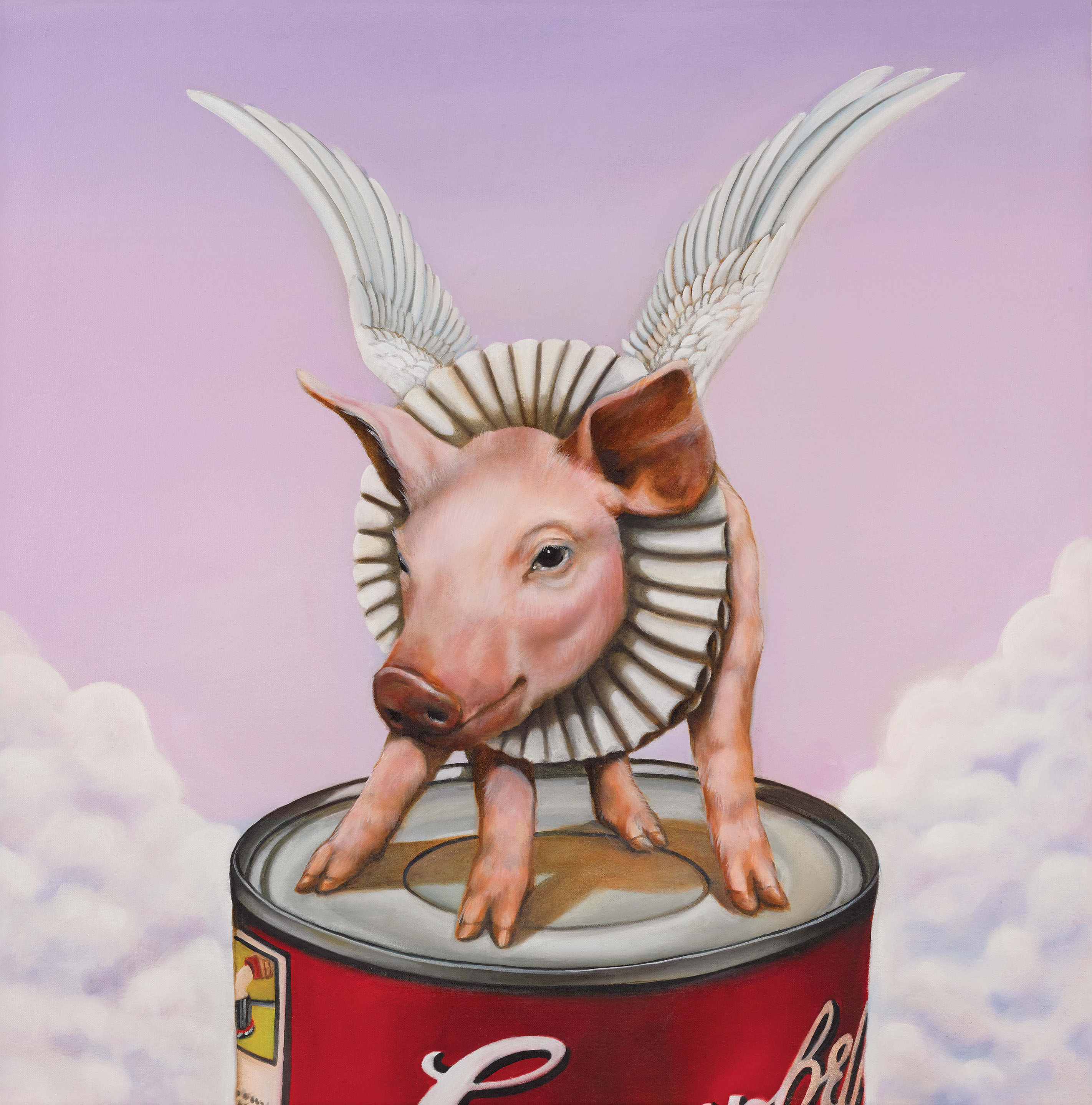 Flying Pigs Are Still Soup