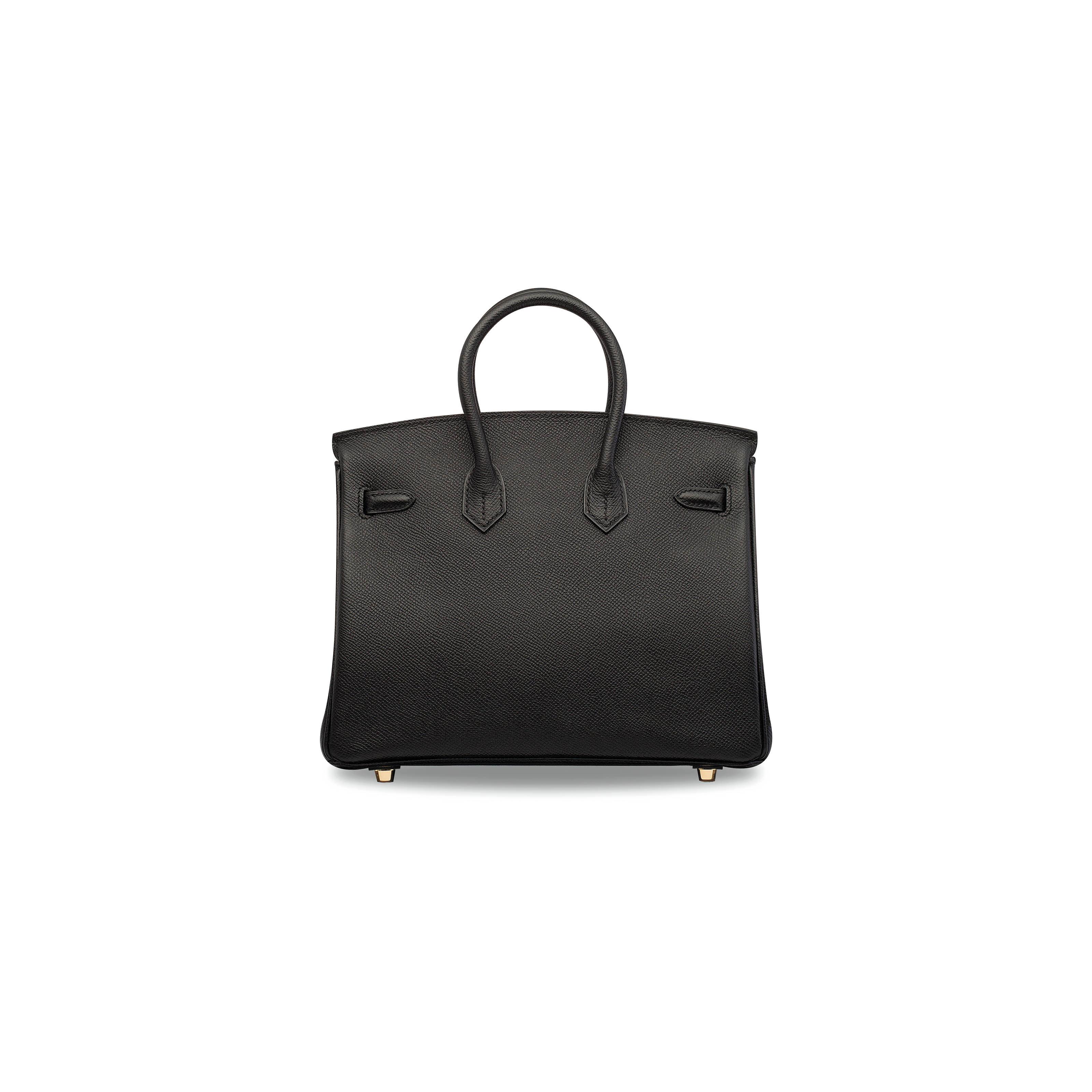 482f4b557c71 ... best price a black epsom leather birkin 25 with gold hardware hermÈs  2016 c1756 80ad6