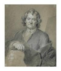 Portrait of the sculptor Pierre Puget