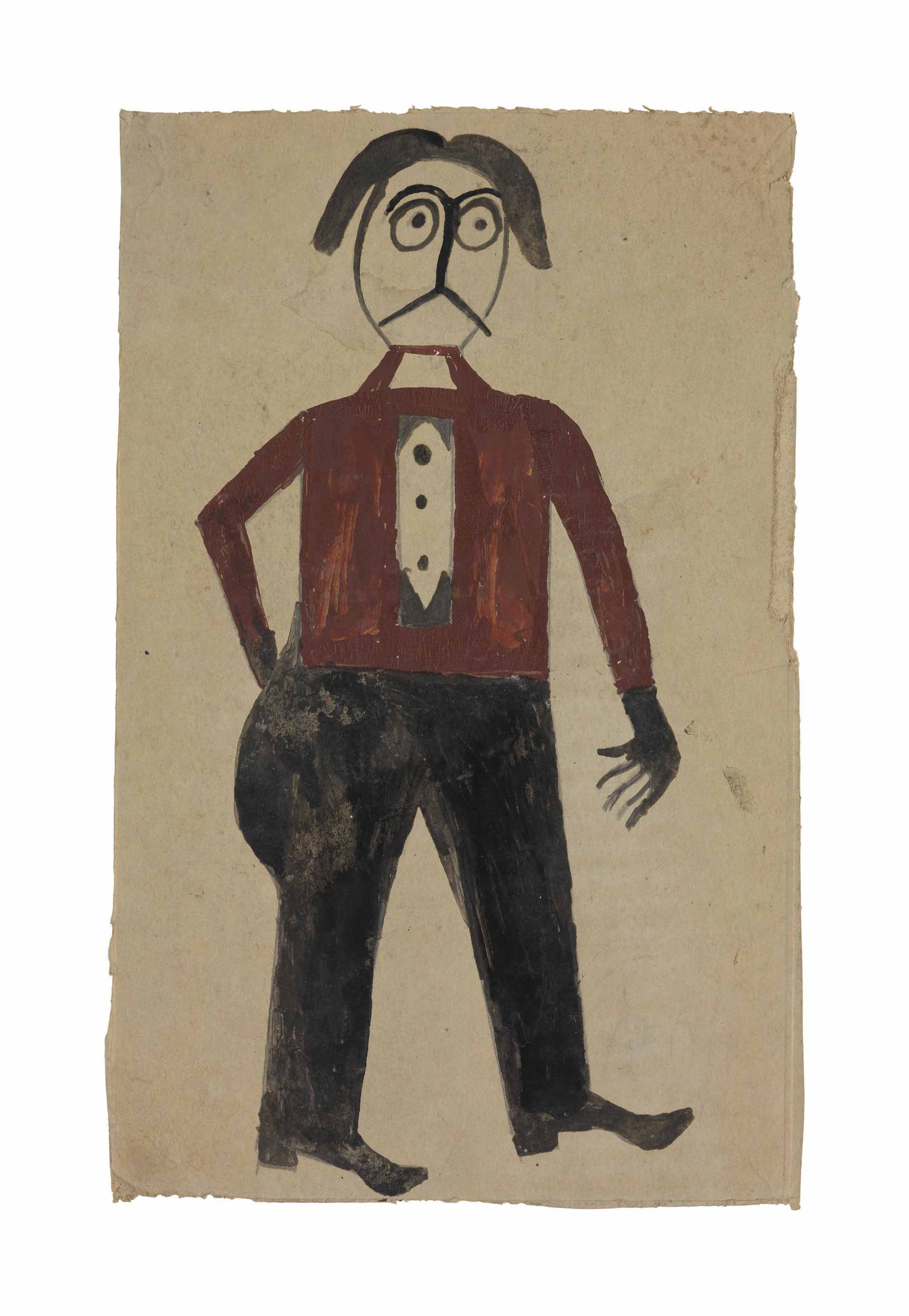 Bill Traylor (1854-1949)