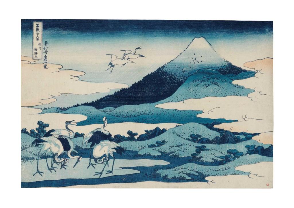 Katsushika Hokusai 1760 1849