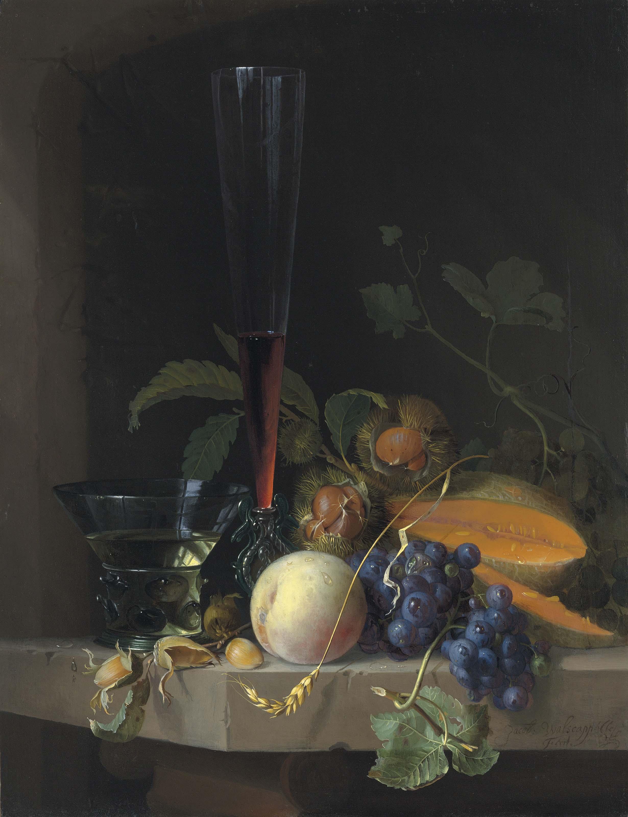 Jacob van Walscappelle (Dordrecht 1644-1727 Amsterdam)