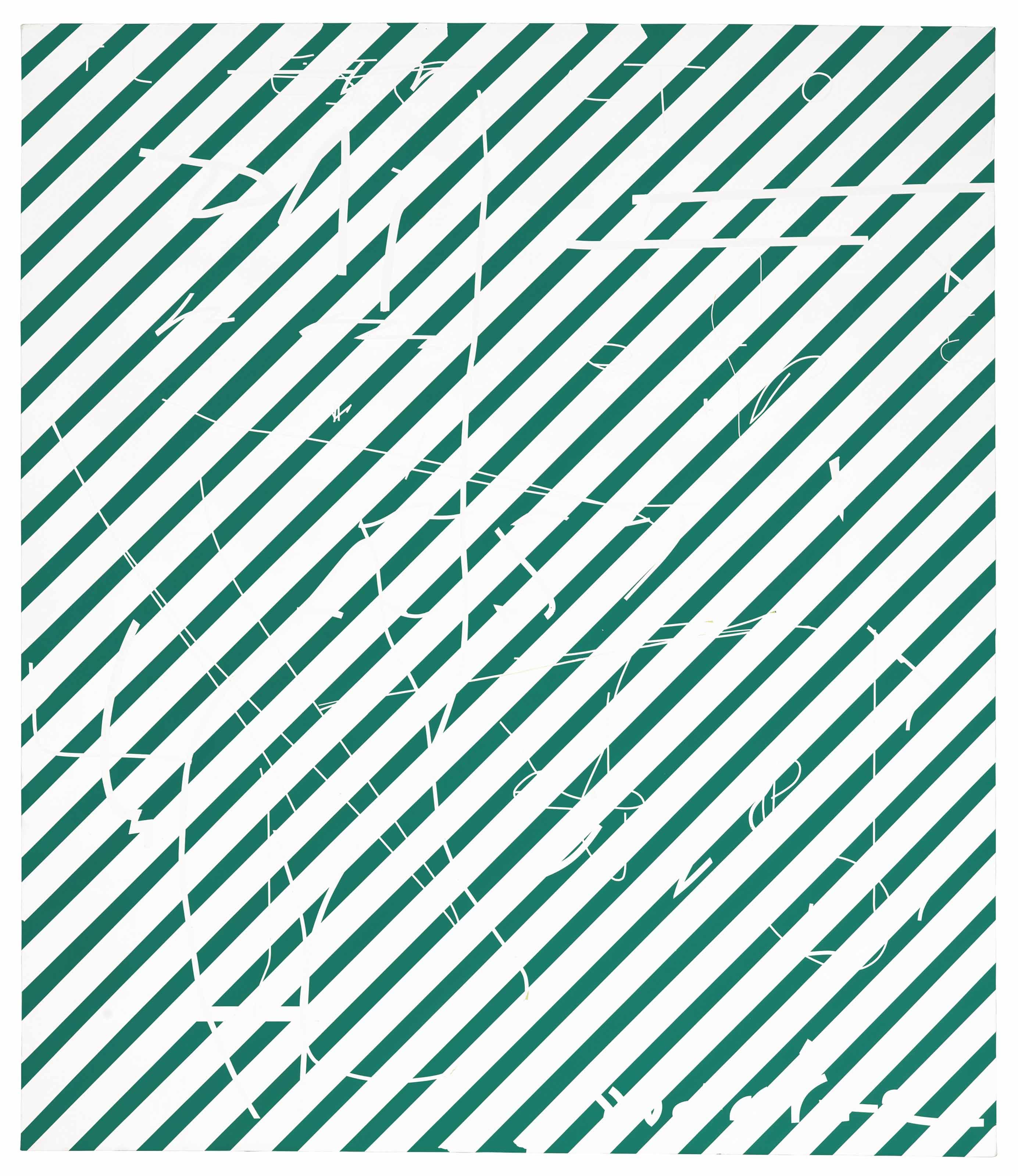 Green Stripe Rodarte