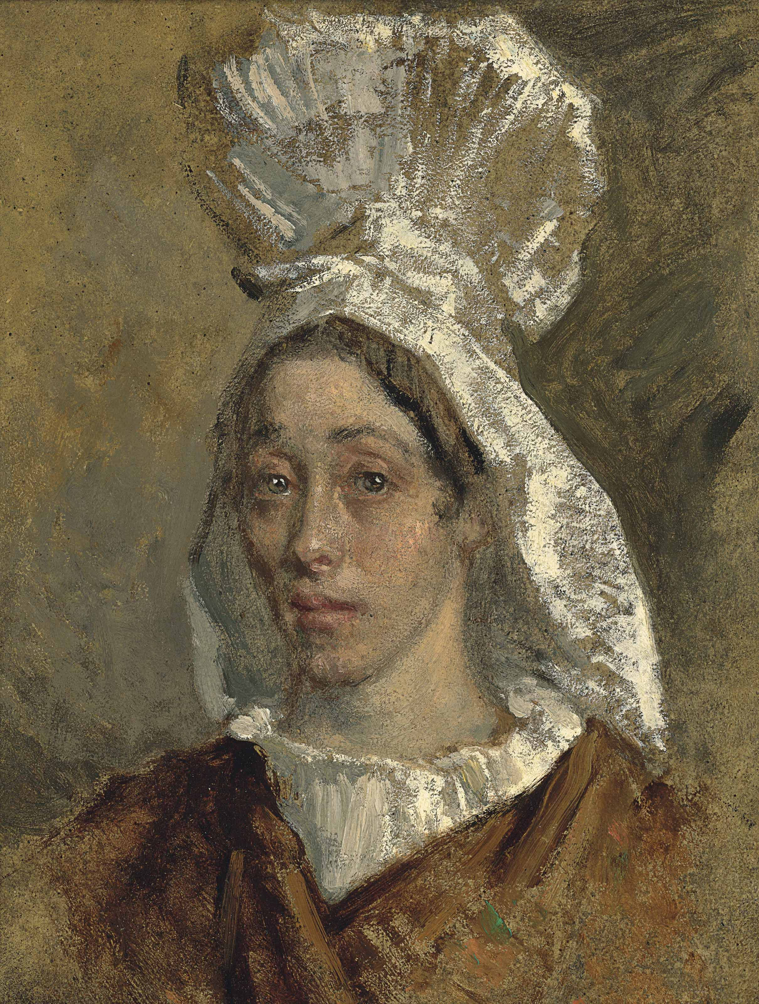 Portrait of a Woman, probably the Artist's Sister