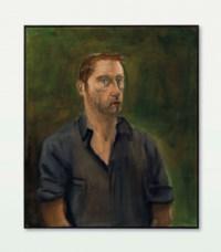 Selbstporträt mit Offenem Mund (Self-Portrait with Open Mouth)
