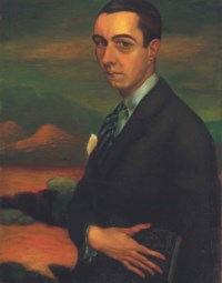 Portrait of Xavier Villaurrutia y González