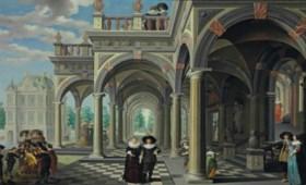 Dirck van Delen (Heusden 1604/05-1671 Arnemuiden)