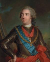 Portrait of Fernando de Silva y Alvarez of Toledo, 12th Duke of Alba and Duke of Huescar (1714-1776), half-length