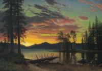 Twilight, Lake Tahoe