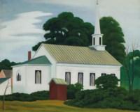 Methodist Church, Woodstock, New York