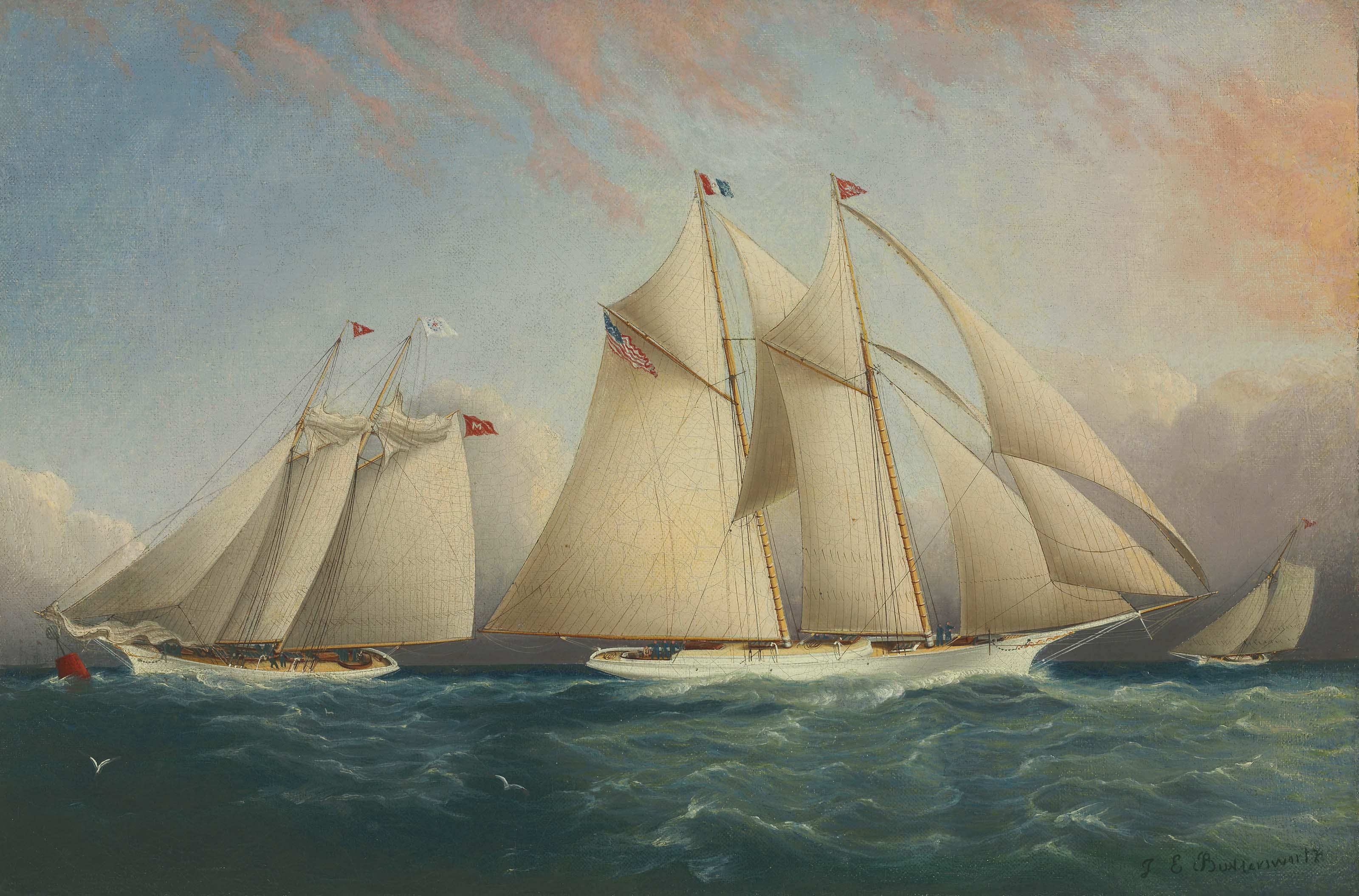 Yacht Julia Racing