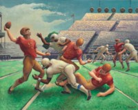 Study for 'Forward Pass'