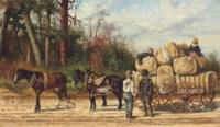 The Cotton Wagon