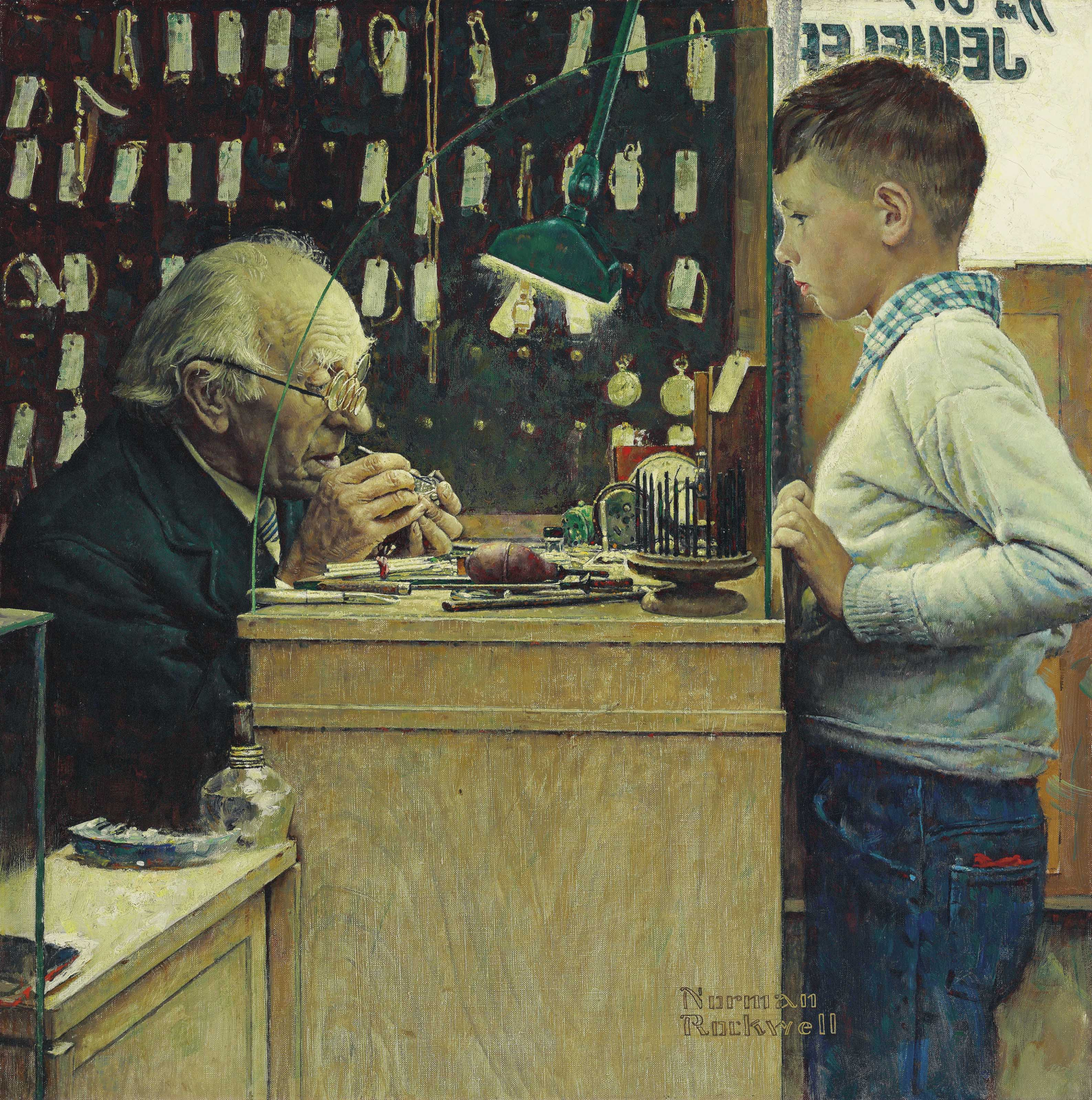 Norman Rockwell (1894-1978)