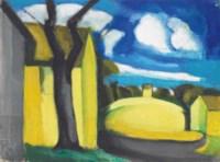 Blue Golden, Bloomfield Barns