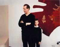 Art Dealer and Son, 2001