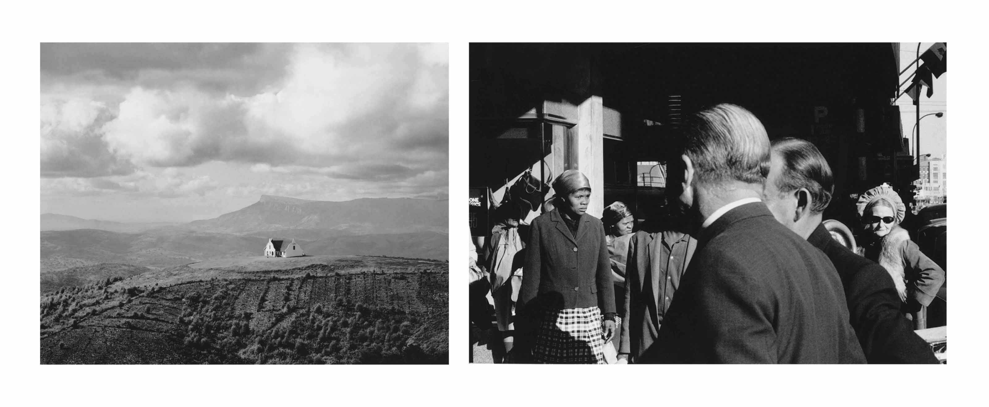 Images of South Africa, 1966 and 1989