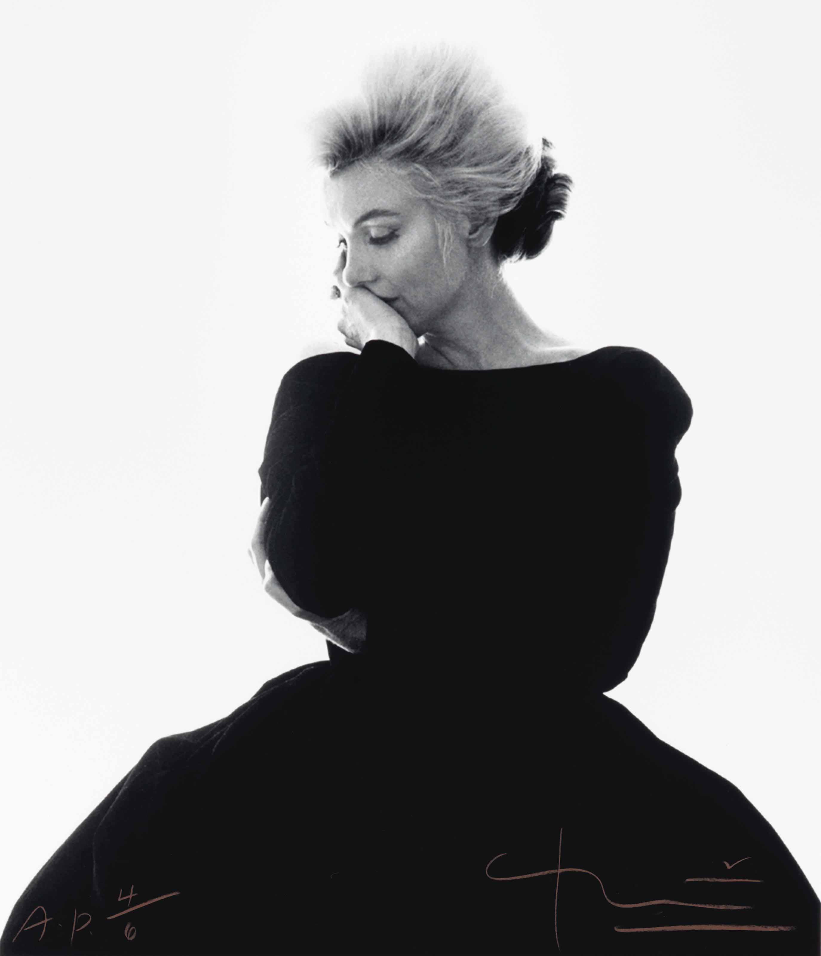 Marilyn Monroe, Vogue, 1962