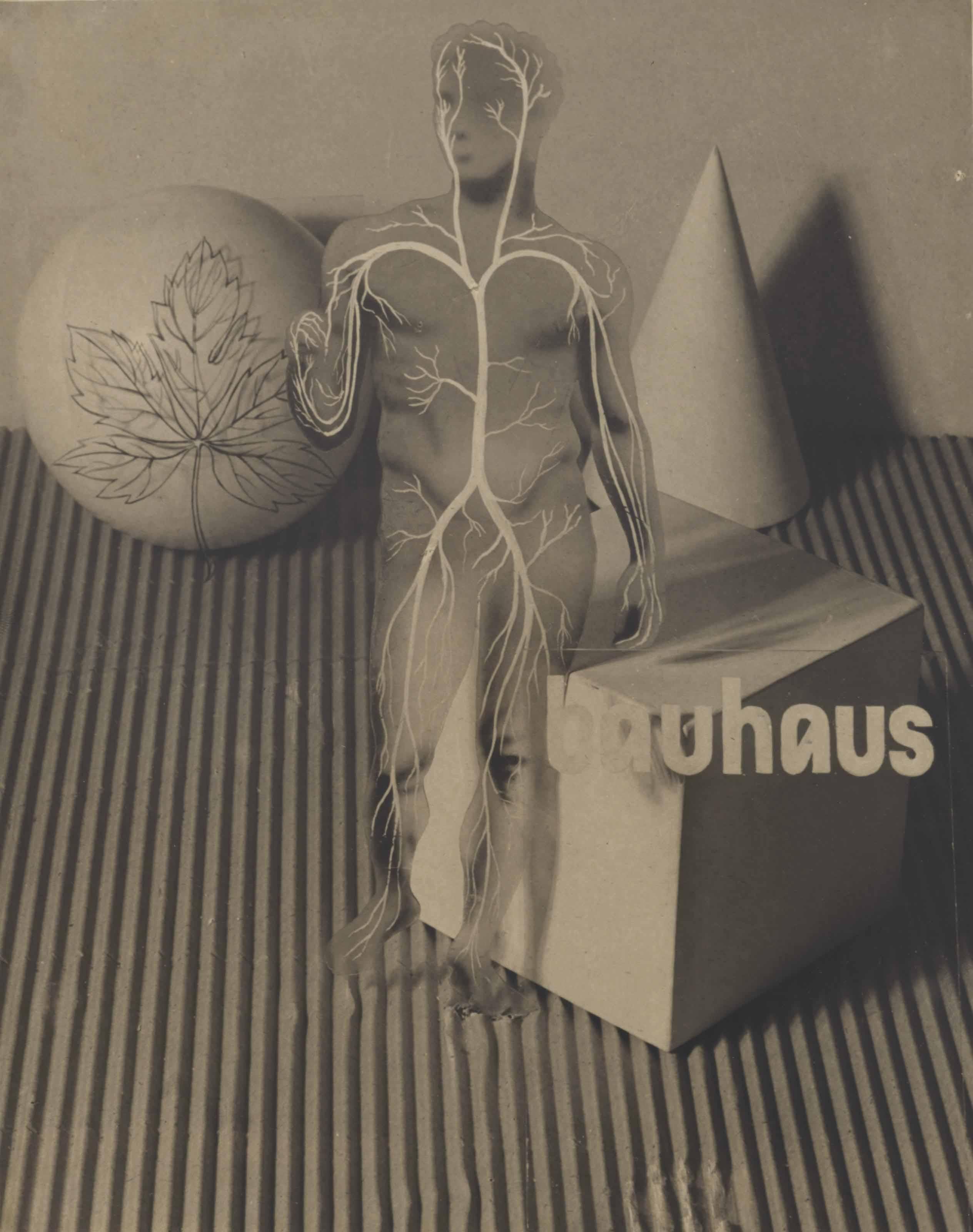 Bauhaus Book Jacket, c. 1938