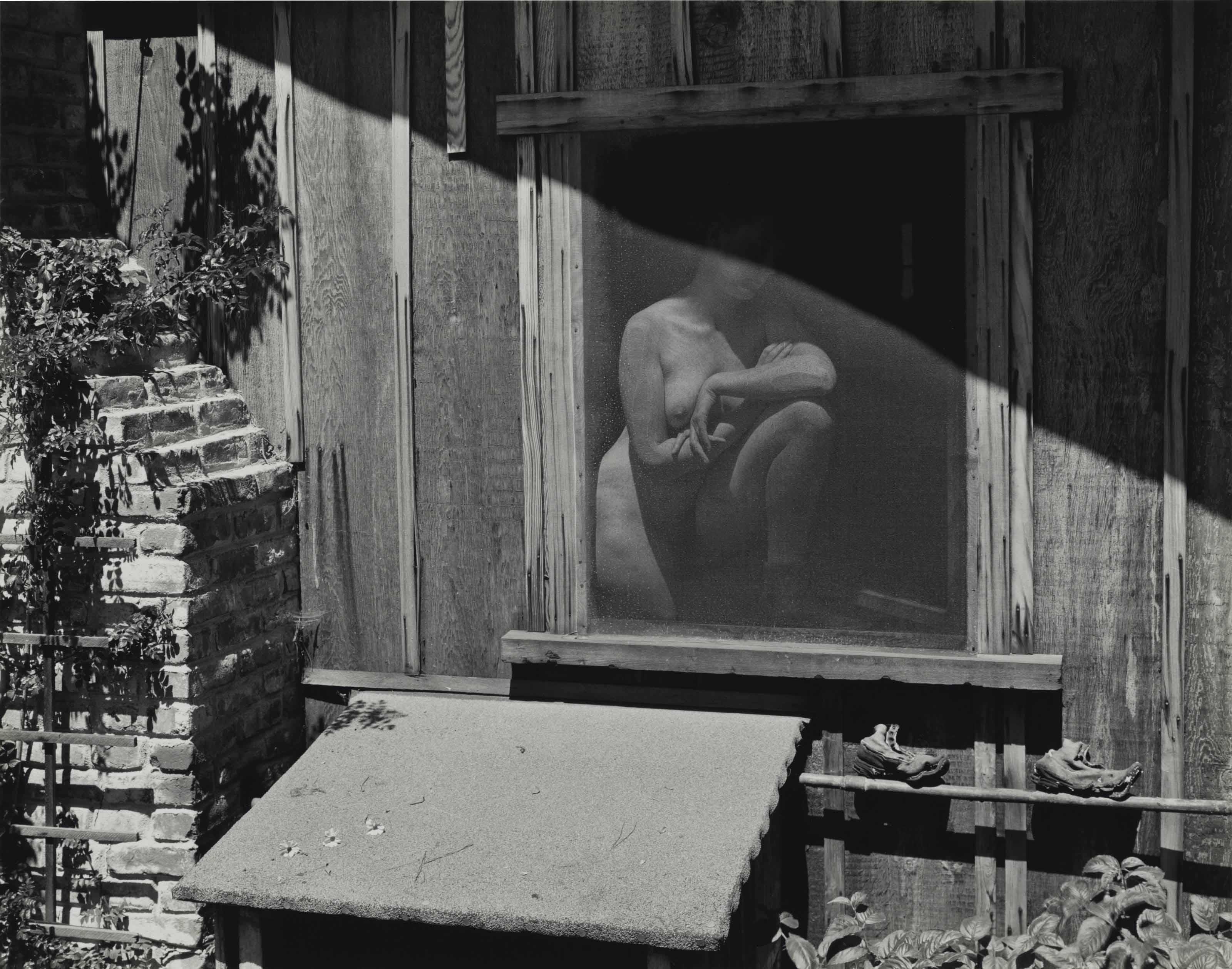 Charis, 1935 by Edward Weston on artnet