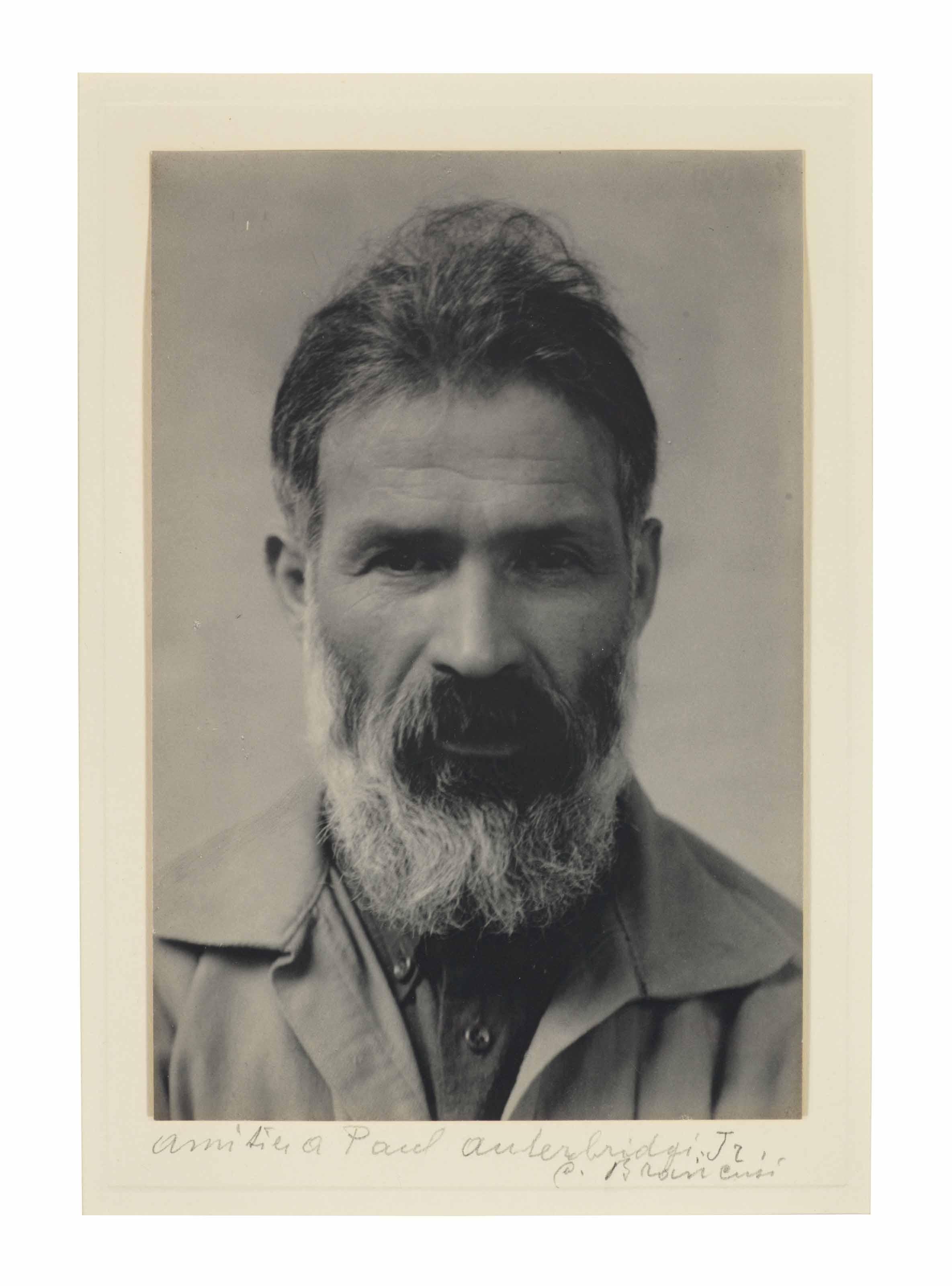 Constantin Brâncuşi, c. 1925