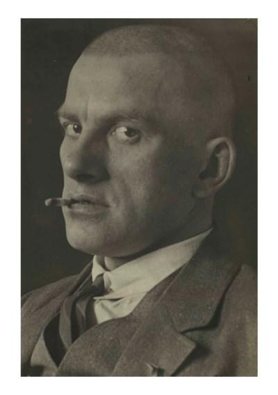 ALEXANDER RODCHENKO (1891–1956
