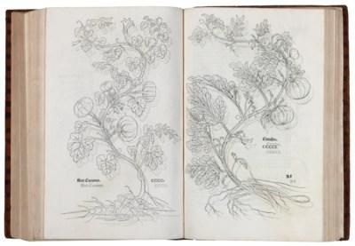 FUCHS, Leonhard (1501-1566). N