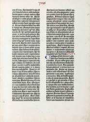 [GUTENBERG, Johann, printer (d
