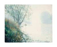 Brouillard sur la Rivière