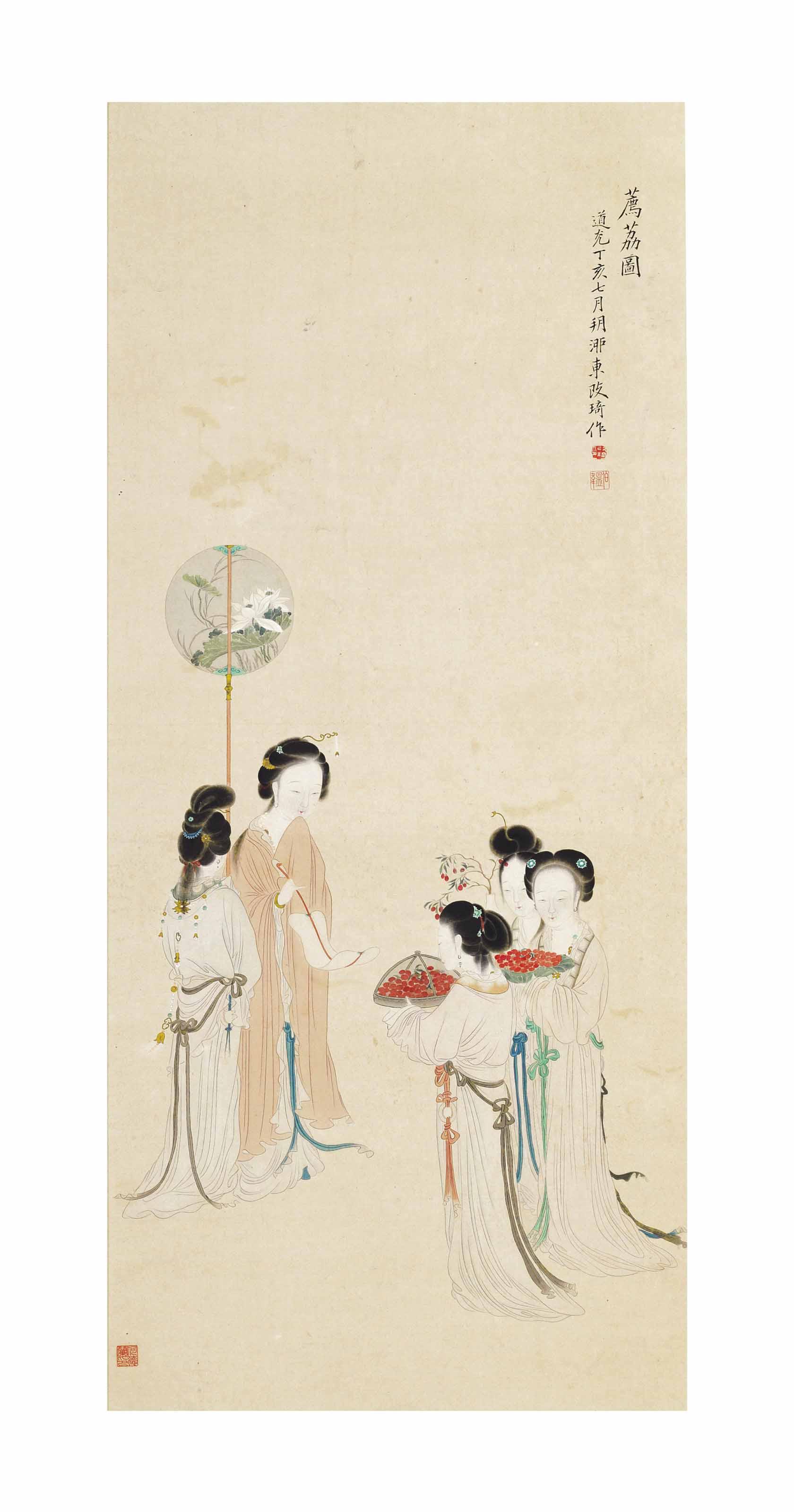GAI QI (1773-1828)