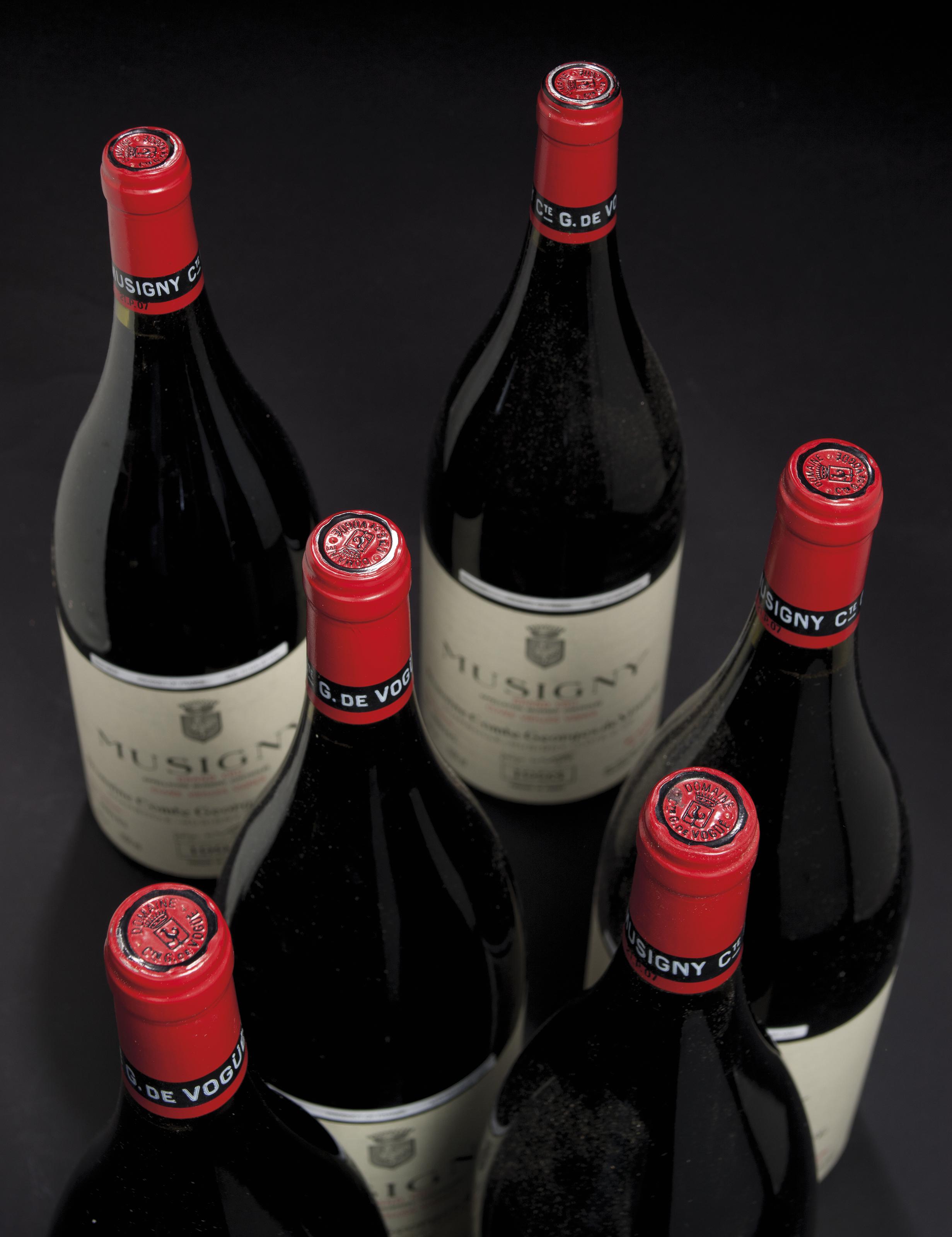 de Vogüé, Musigny Vieilles Vignes 1993