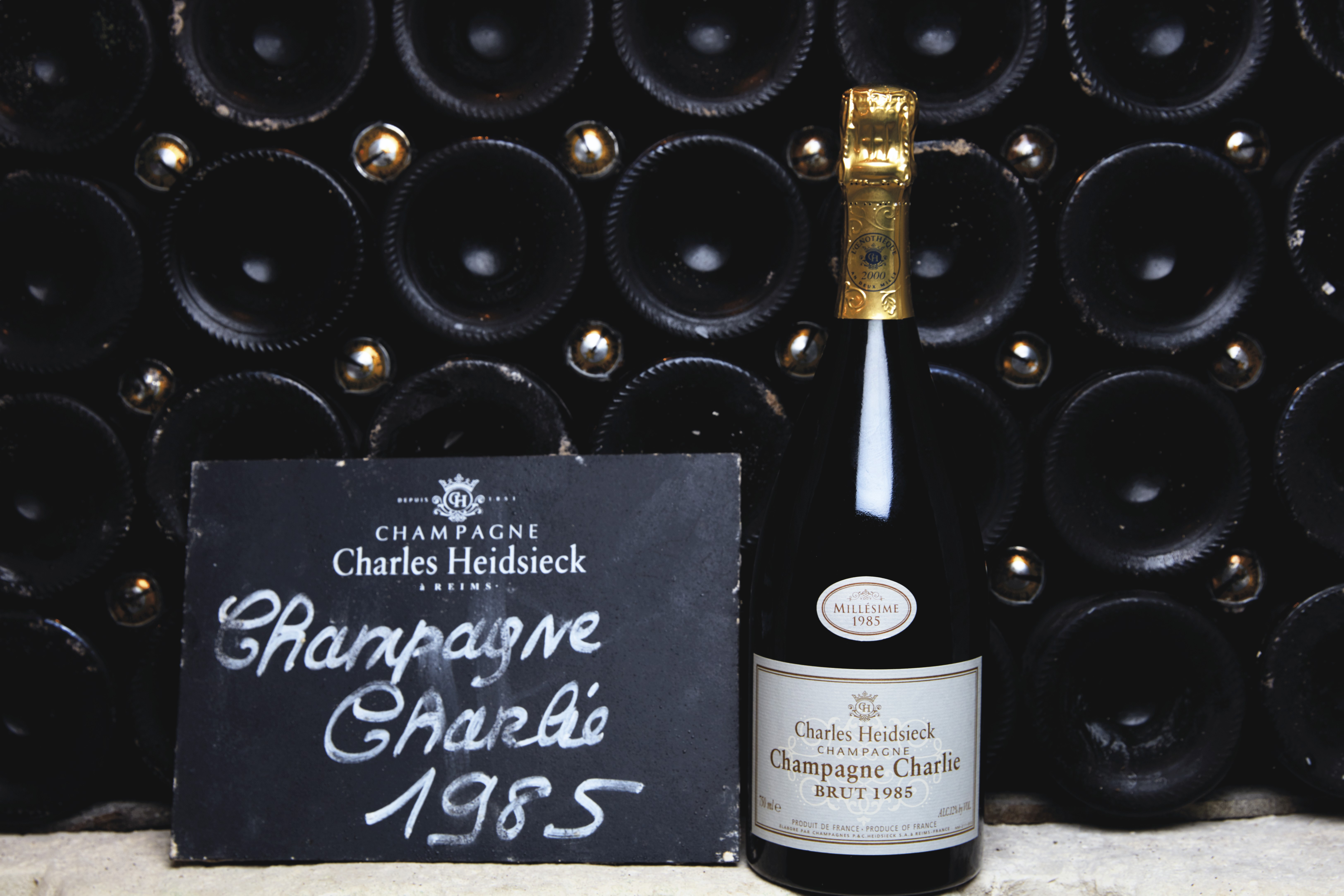 Charles Heidsieck, Champagne Charlie 1985