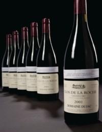 Dujac, Clos de la Roche 2001