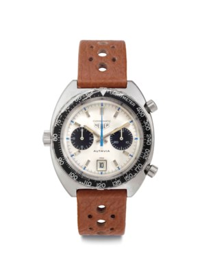 Heuer. An Extremely Rare Stain