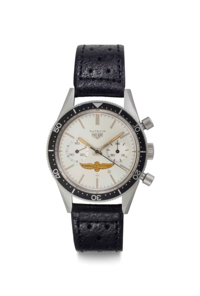 Heuer. A Very Fine and Extreme