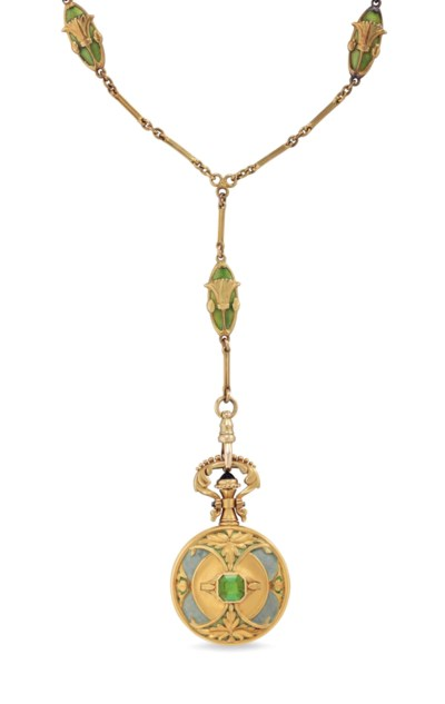 Marcus & Co., A Fine 18k Gold,