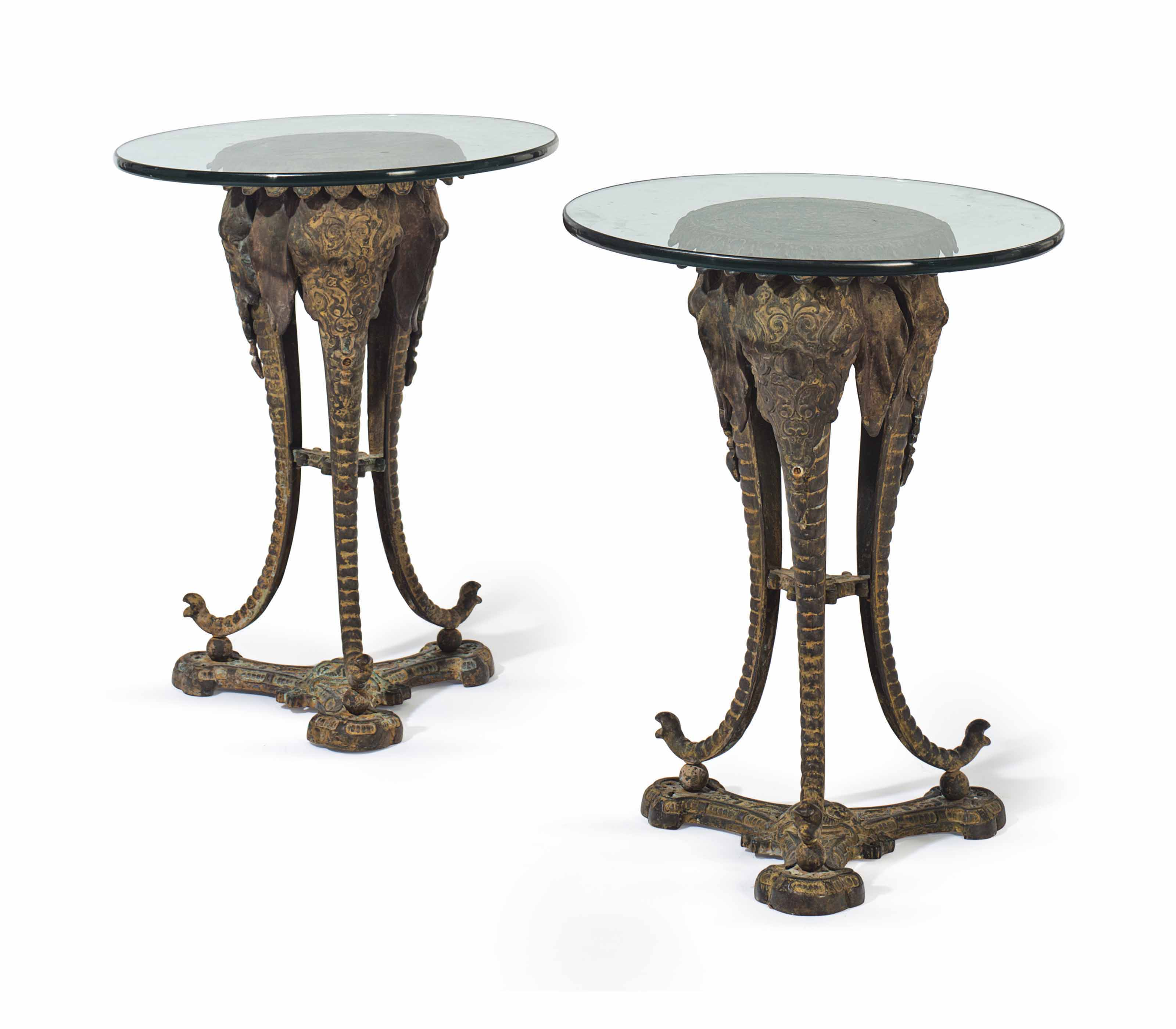 Bronze Tables | Beautiful Designs from the World Leader