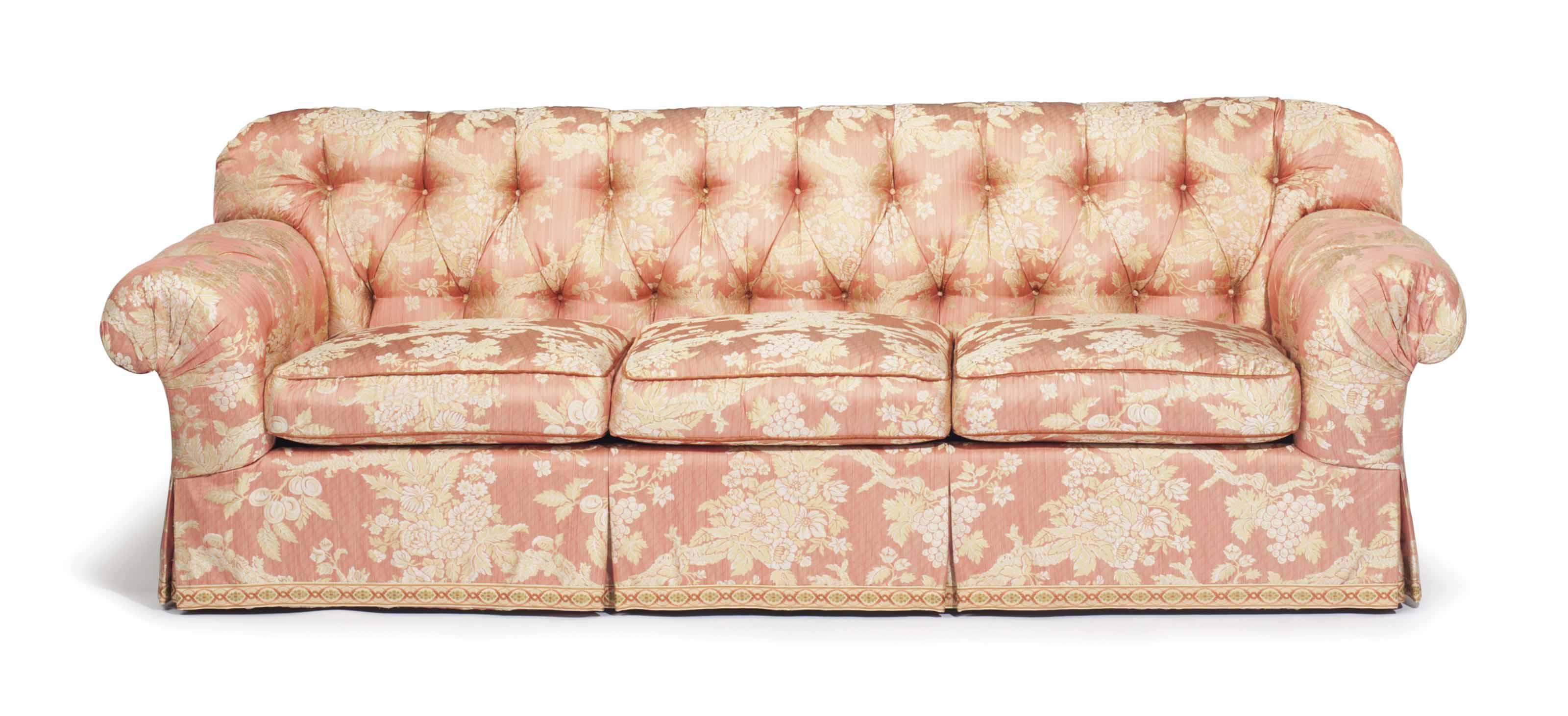 Beeindruckend Sofa Rose Beste Wahl Lot 97