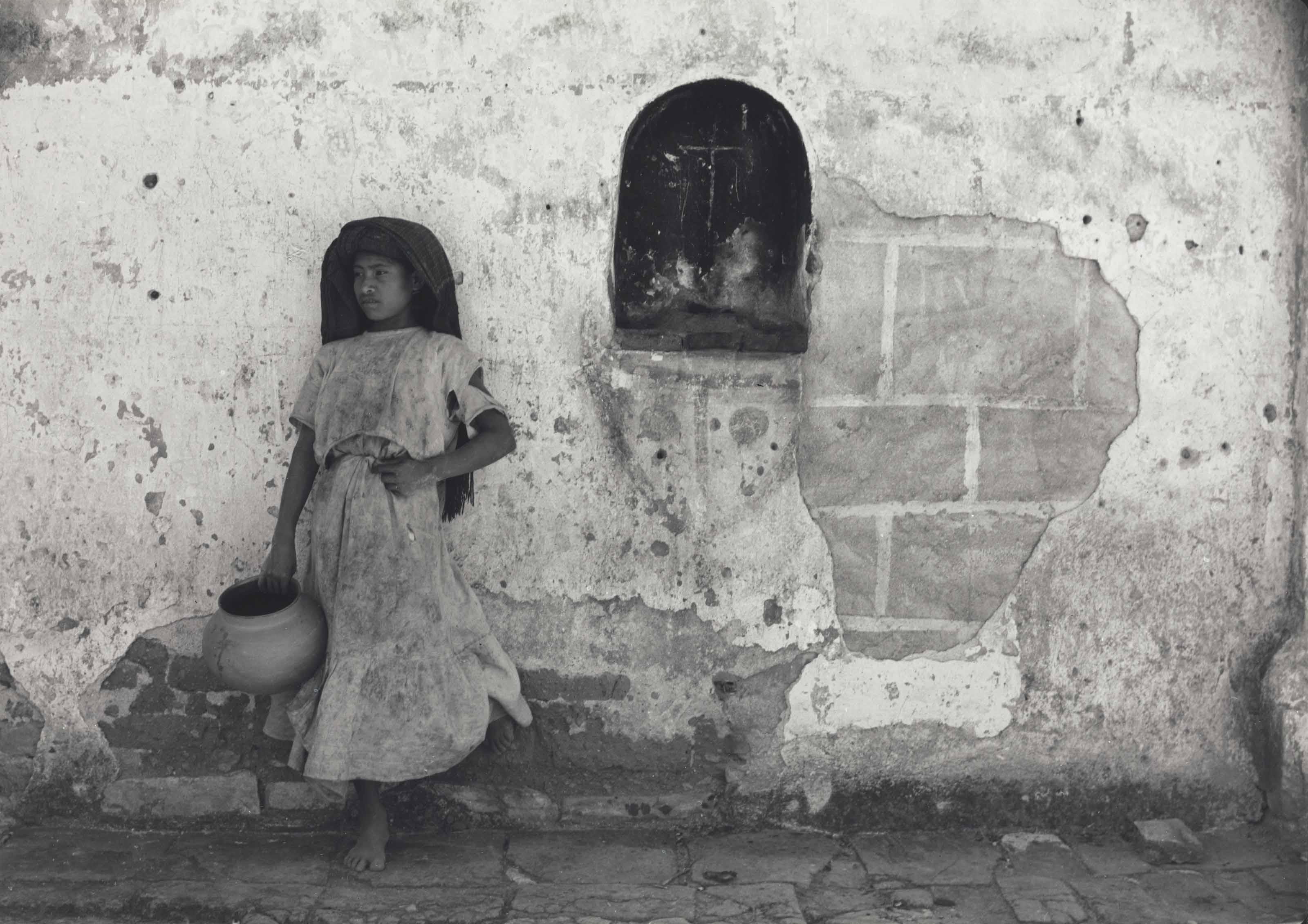 Recuerdo de Atzompan (Remembrance from Atzompan), 1943