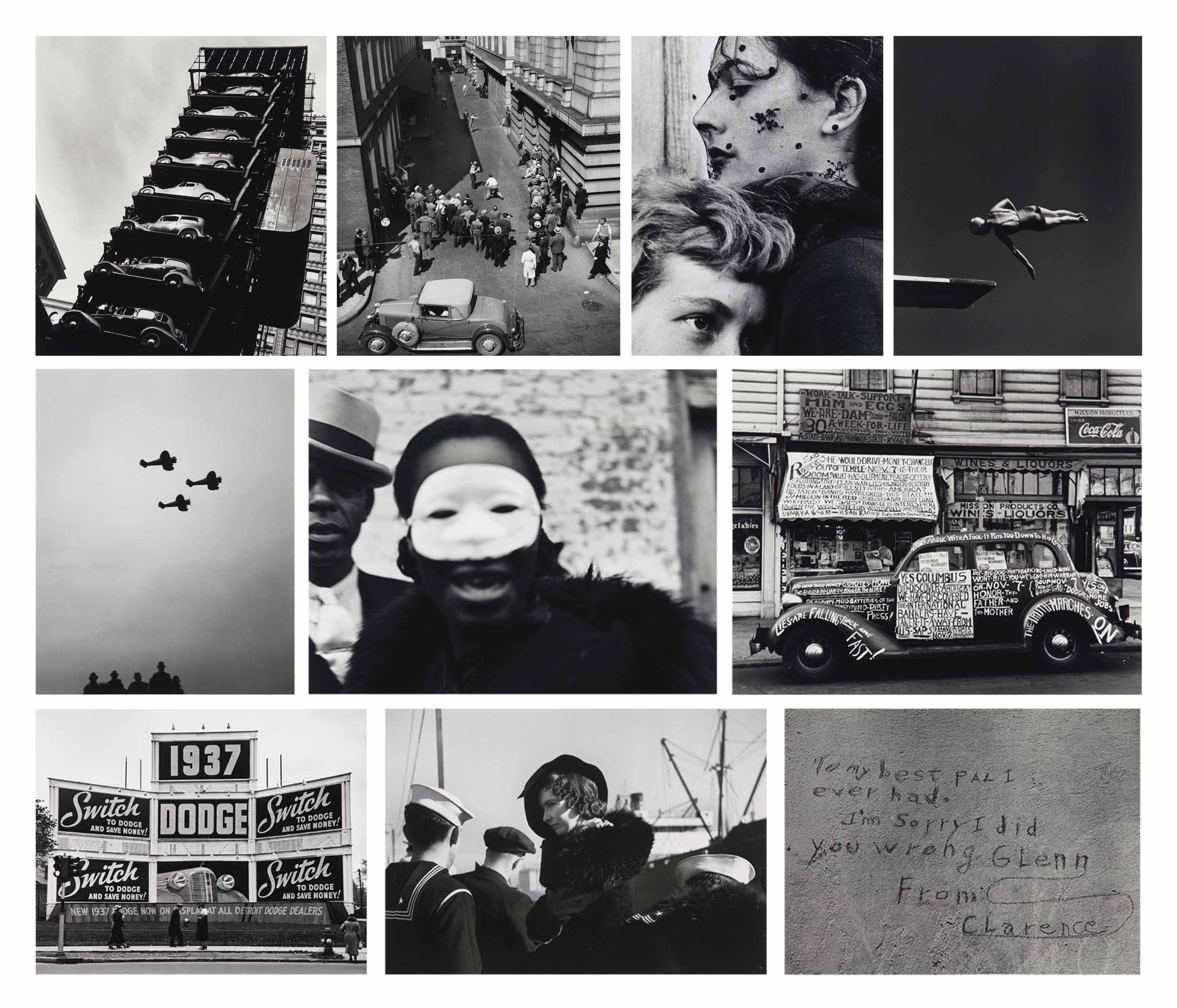 Ten Photographs, 1982