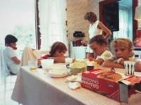 The Graham Cracker Box, 1983